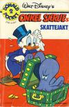 Cover for Donald Pocket (Hjemmet / Egmont, 1968 series) #2 - Onkel Skrues skattejakt [3. opplag]