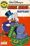 Cover for Donald Pocket (Hjemmet / Egmont, 1968 series) #2 - Onkel Skrues skattejakt [4. opplag]