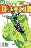 Cover Thumbnail for Green Lantern (1976 series) #166 [Canadian Price Variant]