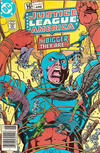 Cover Thumbnail for Justice League of America (1960 series) #215 [Canadian]