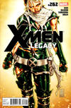 Cover for X-Men: Legacy (Marvel, 2008 series) #262