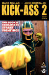 Cover for Kick-Ass 2 (Marvel, 2010 series) #7 [Photo Variant Cover]