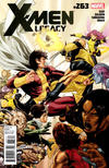 Cover for X-Men: Legacy (Marvel, 2008 series) #263