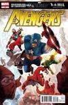 Cover for Avengers (Marvel, 2010 series) #23