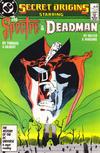 Cover for Secret Origins (DC, 1986 series) #15 [Direct]