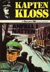 Cover for Kapten Kloss (Semic, 1971 series) #12 - Anfall i natten