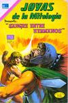 Cover for Joyas de la Mitología (Epucol, 1973 series) #27