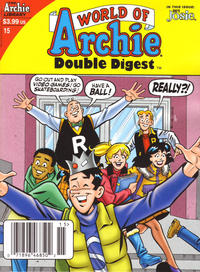 Cover Thumbnail for World of Archie Double Digest (Archie, 2010 series) #15 [Newsstand]