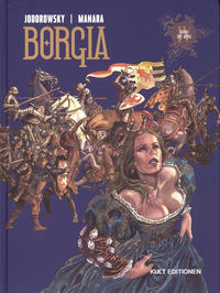 Cover Thumbnail for Borgia (Kult Editionen, 2006 series) #4