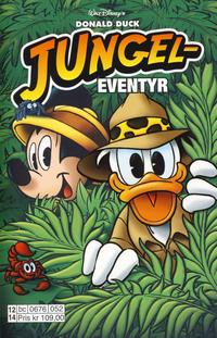 Cover Thumbnail for Donald Duck Tema pocket; Walt Disney's Tema pocket (Hjemmet / Egmont, 1997 series) #[48] - Jungel-eventyr