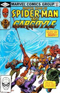 Cover for Marvel Team-Up (Marvel, 1972 series) #119 [Direct]