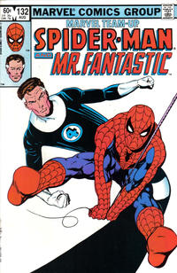 Cover Thumbnail for Marvel Team-Up (Marvel, 1972 series) #132 [Direct]