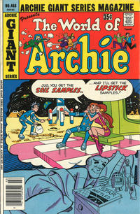 Cover Thumbnail for Archie Giant Series Magazine (Archie, 1954 series) #468