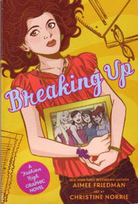 Cover Thumbnail for Breaking Up (Scholastic, 2007 series)