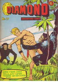 Cover Thumbnail for Diamond Adventure Comic (Atlas Publishing, 1960 series) #17