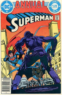 Cover Thumbnail for Superman Annual (DC, 1960 series) #9 [Canadian]