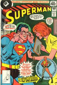 Cover Thumbnail for Superman (DC, 1939 series) #330 [Whitman]
