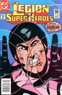 Cover Thumbnail for The Legion of Super-Heroes (DC, 1980 series) #297 [Canadian]