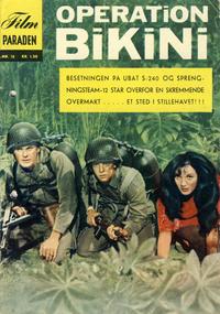 Cover Thumbnail for Filmparaden (Illustrerte Klassikere / Williams Forlag, 1962 series) #18