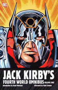 Cover Thumbnail for Jack Kirby's Fourth World Omnibus (DC, 2011 series) #1