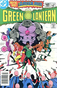 Cover Thumbnail for Green Lantern (DC, 1976 series) #161 [Canadian Price Variant]