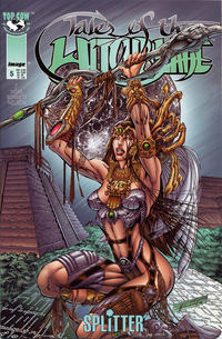 Cover Thumbnail for Tales of the Witchblade (Splitter, 1997 series) #5