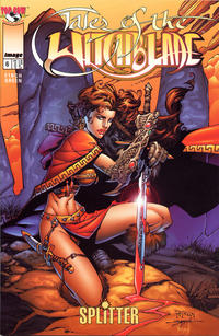 Cover Thumbnail for Tales of the Witchblade (Splitter, 1997 series) #6