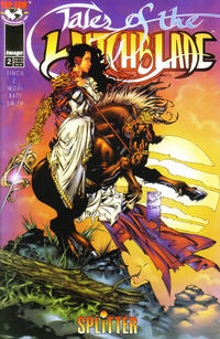Cover Thumbnail for Tales of the Witchblade (Splitter, 1997 series) #2