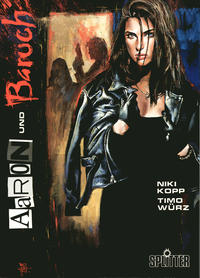Cover Thumbnail for Aaron und Baruch (Splitter, 1993 series) #1