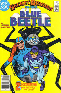 Cover Thumbnail for Secret Origins (DC, 1986 series) #2 [Newsstand]