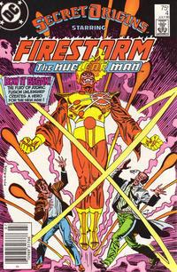 Cover for Secret Origins (DC, 1986 series) #4 [Direct]