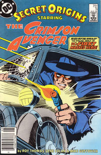 Cover Thumbnail for Secret Origins (DC, 1986 series) #5 [Newsstand]