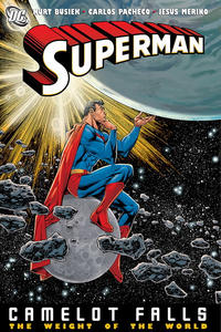 Cover Thumbnail for Superman: Camelot Falls (DC, 2007 series) #2