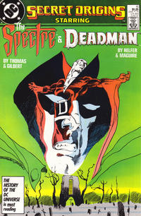 Cover for Secret Origins (DC, 1986 series) #15 [Direct Sales]