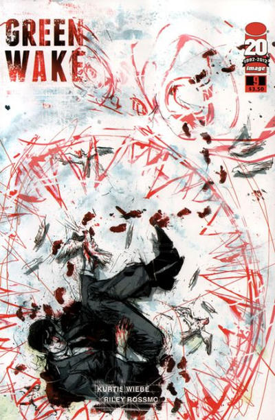 Cover for Green Wake (Image, 2011 series) #9