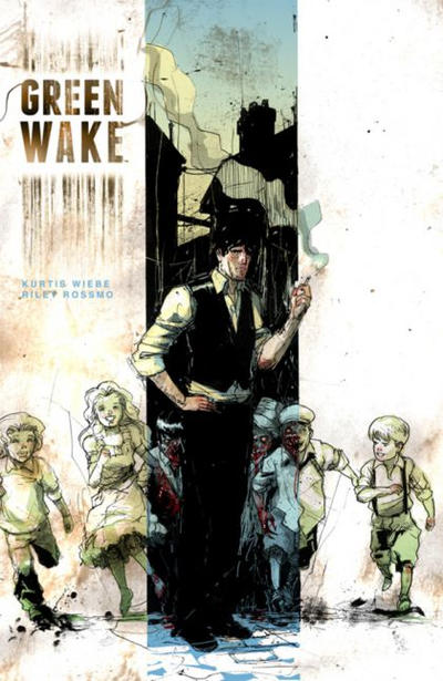 Cover for Green Wake (Image, 2011 series) #8