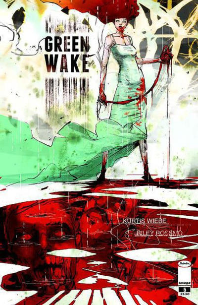 Cover for Green Wake (Image, 2011 series) #5