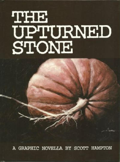 Cover for The Upturned Stone (Heavy Metal; Kitchen Sink, 1993 series) #1