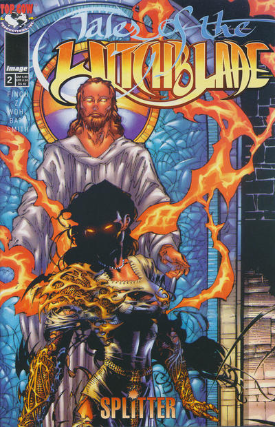 Cover for Tales of the Witchblade (Splitter, 1997 series) #2