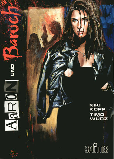 Cover for Aaron und Baruch (Splitter, 1993 series) #1