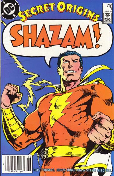 Cover for Secret Origins (DC, 1986 series) #3 [Direct Sales]
