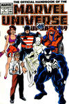 Cover for The Official Handbook of the Marvel Universe (Marvel, 1989 series) #8
