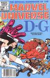 Cover Thumbnail for The Official Handbook of the Marvel Universe (1983 series) #4 [Newsstand]