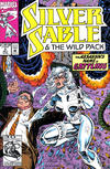 Cover for Silver Sable and the Wild Pack (Marvel, 1992 series) #2 [Direct]