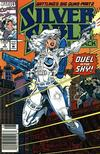 Cover for Silver Sable and the Wild Pack (Marvel, 1992 series) #3 [Newsstand]