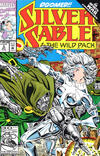 Cover for Silver Sable and the Wild Pack (Marvel, 1992 series) #5