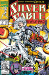Cover for Silver Sable and the Wild Pack (Marvel, 1992 series) #6 [Direct]