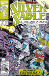 Cover for Silver Sable and the Wild Pack (Marvel, 1992 series) #7 [Direct]