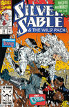 Cover for Silver Sable and the Wild Pack (Marvel, 1992 series) #13