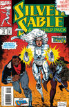 Cover for Silver Sable and the Wild Pack (Marvel, 1992 series) #14
